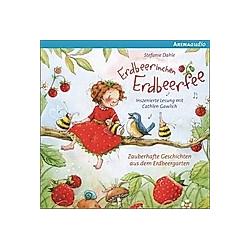 Erdbeerinchen Erdbeerfee  Audio-CD - Hörbuch