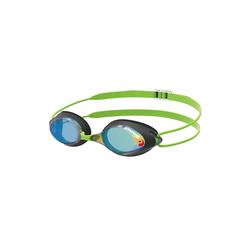 SWANS Schwimmbrille SRX-M PAF verspiegelt grün