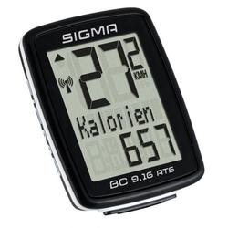SIGMA Fahrradcomputer Sigma Fahrradcomputer Topline BC 9.16 ATS