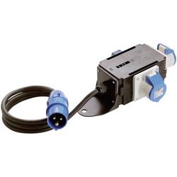 As - Schwabe CEE Stromverteiler MIXO Stromverteiler Ems 60496 230V 16A