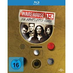 Warehouse 13 - Die komplette Serie  [15 BRs]