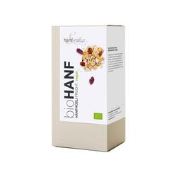Hanf Natur Bio-Müsli Früchte Hanf, 500 g