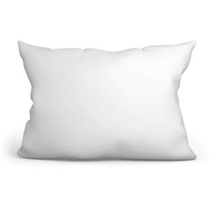 Kopfkissen 40x60 cm Steppkissen Mikrofaser - Kissen für Allergiker füllkissen Bettkissen Schlafkissen weiß Pillow 40 x 60 cm