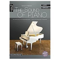The Sound of Piano. Nataliya Frenzel  - Buch