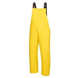 teXXor® unisex Regenhose KEITUM gelb Größe S
