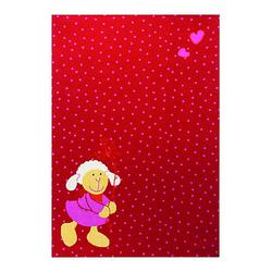 Teppichart Schnuggi pink Gr. 120 x 170
