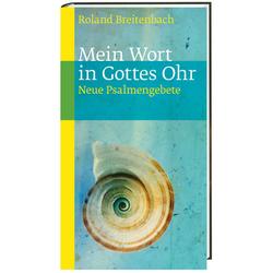 Mein Wort in Gottes Ohr als Buch von Roland Breitenbach
