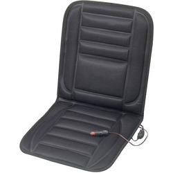 Beheizbare Sitzauflage Comfort 12V 2 Heizstufen 75750 Schwarz