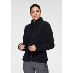 Polarino Fleecejacke aus Sherpa Fleece 38