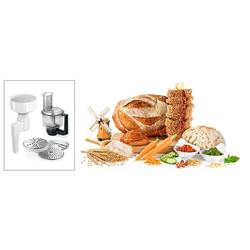 BOSCH Getreidemühlenaufsatz MUZXLVE1, Zubehör für Bosch Küchenmaschinen MUMXL/XX und MUM8