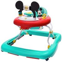 Kids II Lauflernhilfe Happy Triangles Walker™, Mickey Mouse blau/rot