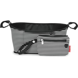 Skip Hop Kinderwagen-Tasche Buggy Organizer, schwarz/weiß