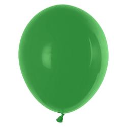 Luftballons grün Ø 250 mm, Größe 'M', 10 Stk.