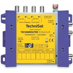 TechniSat Router Grundeinheit TECHNIROUTER5/2x4GR