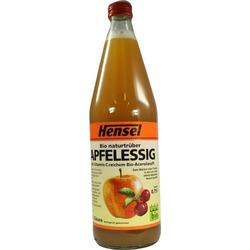 HENSEL Apfelessig naturtrüb m. 5% Acerola bio