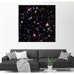 Posterlounge Wandbild, Hubble Extreme Deep Field 20 cm x 20 cm