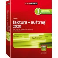 Lexware faktura + auftrag 2020