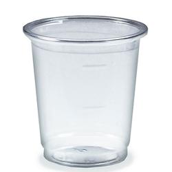 Trinkbecher Medizinbecher Schnapsbecher glasklar PET 2 cl / 4 cl, 40 Stk.