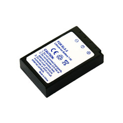 Akku wie Olympus BLS-5 für EPL1, EPL2, DSLR E400, E600
