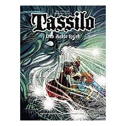 Tassilo: Bd.15 Tassilo - Das achte Reich. Jean Léturgie  - Buch