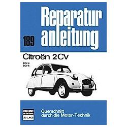 Citroen 2CV - Buch