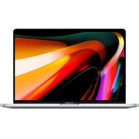 "Apple MacBook Pro Retina 2019 16"" i7 2.6 GHz 16 GB RAM 512 GB SSD Radeon Pro 5300M silber"