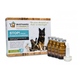 Stop! Animal Bodyguard Aromatherapie - 4 x 8 ml  8 x 8 ml