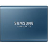Samsung Portable SSD T5 500GB blau (MU-PA500B/EU)