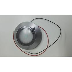 Dreh- und kippbarer Aufbauspot SMD LED 1W Chrom