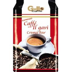 Gullo Kaffee Caffé Il Gavi Crema Bar ganze Bohnen 1.000 g/Pack. 1kg