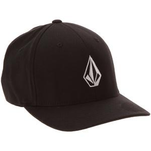 Volcom Herren Baseballmütze Full Stone Xfit Cap, Schwarz, L/XL