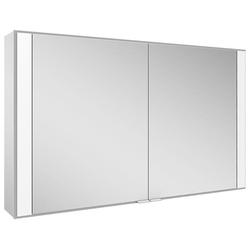 Keuco Spiegelschrank 60 ROYAL 1050 x 650 x 149 mm, Wandeinbau silber-gebeizt-eloxiert