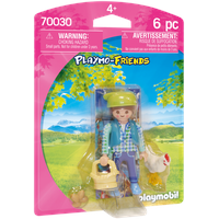 Playmobil Playmo-Friends Bäuerin (70030)