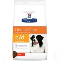Hill's Prescription Diet Canine c/d Urinary Care 2 kg