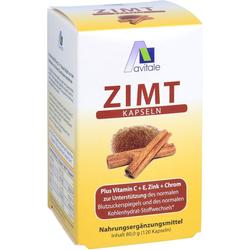 ZIMT KAPSELN 500 mg+Vitamin C+E 120 St.