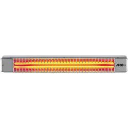 Dimplex UWS 75 RD 1/E Terrassen-Strahler 1300W Silber-Grau