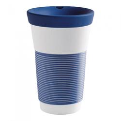 "Tasse Kahla ""Cupit to-go Deep Sea Blue"", 470 ml"