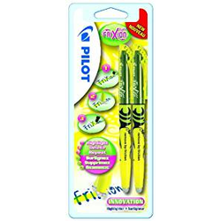 Stift Frixion Light gelb