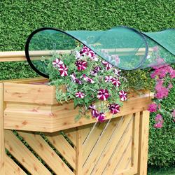 Gardenguard Balkonblumenschutz,grün,
