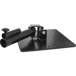 Langhanteltrainer T-Bar Row in Schwarz