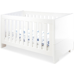 Pinolino® Babybett Sky, Kinderbett; Gitterbett