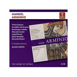 Alan Curtis - Arminio (CD)