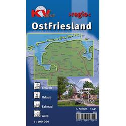 OstFriesland 1 : 100 000