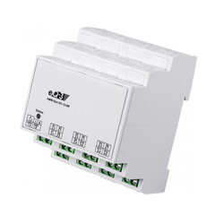 Homematic Wired RS485 Schließerkontakt 12 Eingänge | HMW-Sen-SC-12-DR