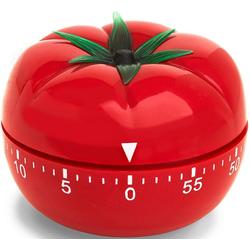 Küchentimer »TD 1607 all'pomodoro«, Wecker, 92652236-0 rot rot