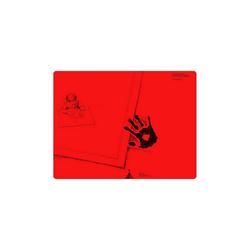 Auer Verlag Schreibtischaufsatz Schreibtisch-Auflage für Linkshänder, pop-rot