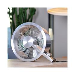 Klein & More Tischventilator Stadler Form Ventilator Q, silber