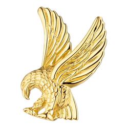 JOBO Kettenanhänger Adler, 585 Gold