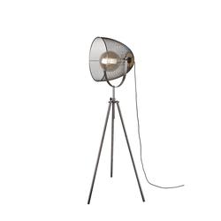 Industrielle Stehlampe Stativ Stahl - Ravi