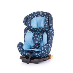 Chipolino Autokindersitz Kindersitz Campo Gruppe 0+/1/2/3, 8.3 kg, (0 - 36 kg), Isofix, Top Tether, SPS blau